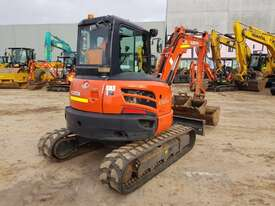 2018 KUBOTS U55-4 EXCAVATOR WITH LOW 1060 HOURS - picture1' - Click to enlarge