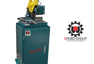Brobo Waldown Cold Saws Model S350D on Integrated Stand Ferrous Metal Cutting Saw 240V & 415 Volt