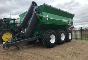 Grain King 41T 50,000 TRI Haul Out / Chaser Bin Harvester/Header