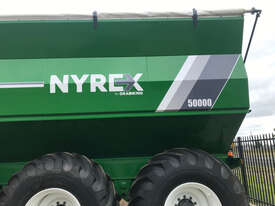 Grain King 41T 50,000 TRI Haul Out / Chaser Bin Harvester/Header - picture1' - Click to enlarge