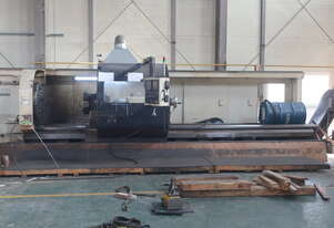 2008 Hwacheon MEGA 100x5000 CNC Lathe