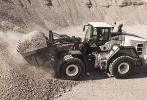 27T Hidromek HMK 640 Wheel Loader for hire
