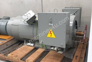 450 kw 600 hp 6 pole 980 rpm 6600 volt Foot Mount 450 frame AC Electric Motor Toshiba Type TIK FCKNW