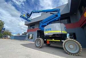 Genie Z62/40 Boom Lift - Contact us for an amazing deal on your next new Genie