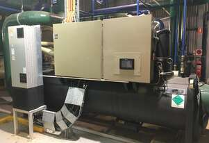 Trane RTHD 950kWr water-cooled chiller