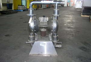 Vacuum Pump IN 50mm Dia OUT 50mm Dia.