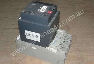 Merlin Gerin NS400N Circuit Breakers.