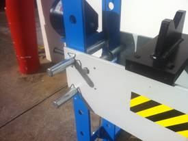 NEW MODEL - SLIDING HEAD 50 TON SHOP PRESS - picture2' - Click to enlarge