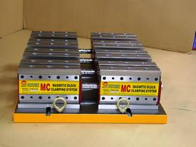 MagVise Permanent Magnetic Clamping Blocks - picture6' - Click to enlarge