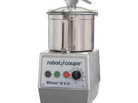 Robot Coupe Blixer 6VV Variable Speed
