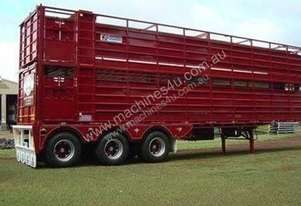2014 Rhino B Double Rear / Road Train