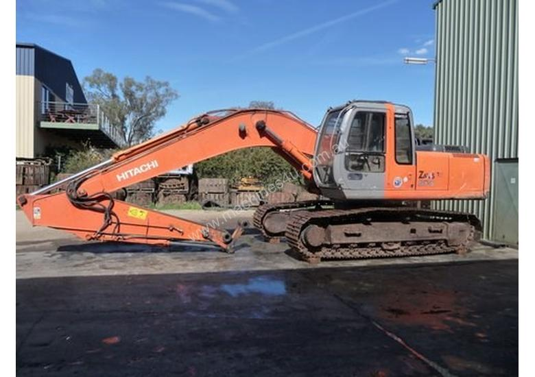 HITACHI ZX200-1 EXCAVATOR *WRECKING*
