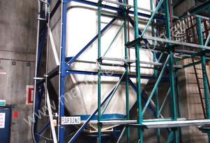 Cloth Bag Silo - Capacity 50Cu Mtr.