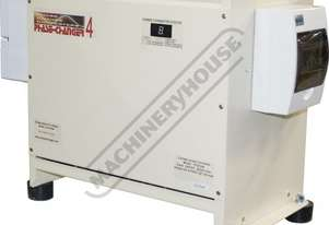 PC4 Phase Change Converter 4kW  / 5.5hp Run 415 Volt machines from 240 Volt Power
