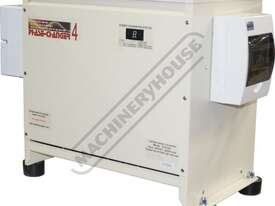 PC4 Phase Change Converter 4kW  / 5.5hp Run 415 Volt machines from 240 Volt Power - picture0' - Click to enlarge
