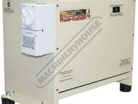 PC4 Phase Change Converter 4kW  / 5.5hp Run 415 Volt machines from 240 Volt Power - picture2' - Click to enlarge