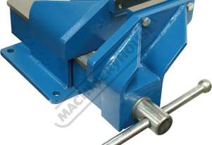 OFV5HD Offset Fabricated Vice - Steel 125mm Right Hand Offset Vice