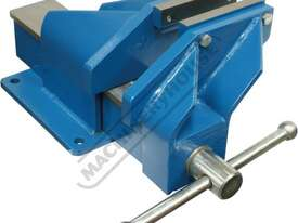 OFV5HD Offset Fabricated Vice - Steel 125mm Right Hand Offset Vice - picture0' - Click to enlarge