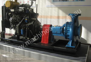 Cougar Diesel - Pump Package IH SERIES 200-150-500