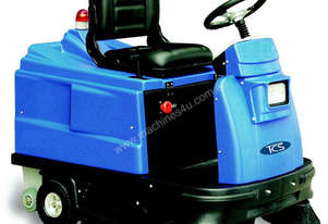 Tcs SC-2006 Ride-on Sweeper