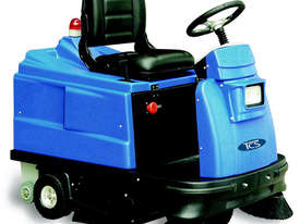 SC-2006 Ride-on Sweeper - picture0' - Click to enlarge