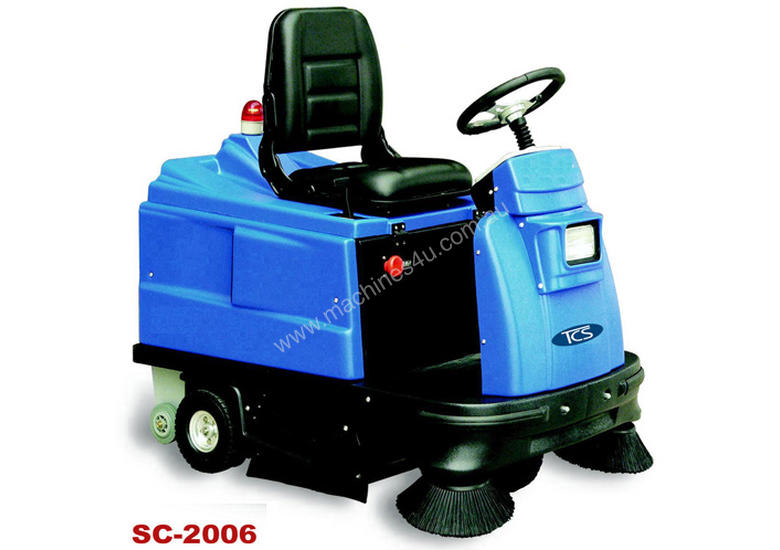 SC-2006 Ride-on Sweeper