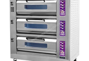 F.E.D. PEO-6A High Performance Pizza Deck Oven