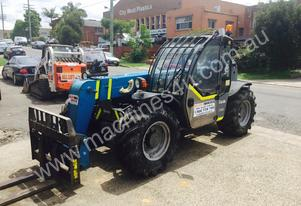 Used Genie 3007 telehandler used for sale 2014 model