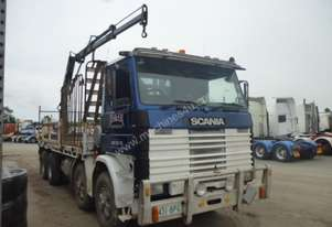 Scania   R142H/M Tray Truck
