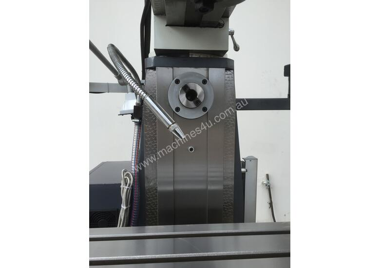 Geared Head Variable Speed 240V Mill - WOW