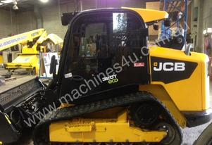 Jcb Track Skid Steer in Excellent Condition