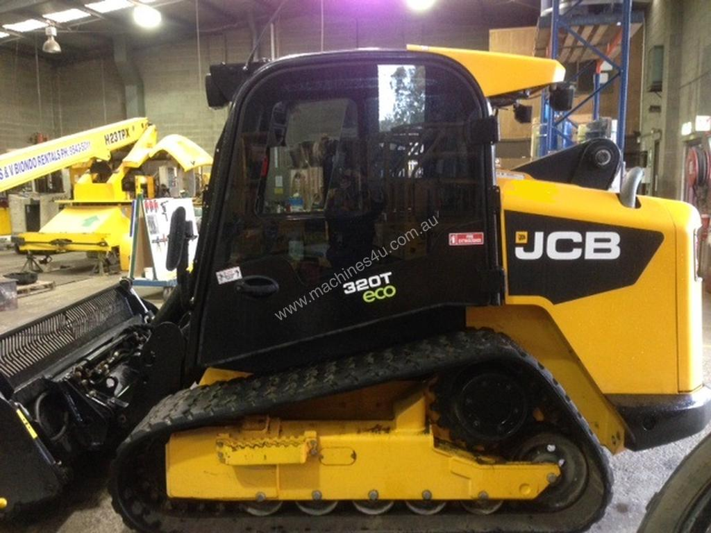 Used 2012 Jcb 320t Track Skidsteers In Listed On
