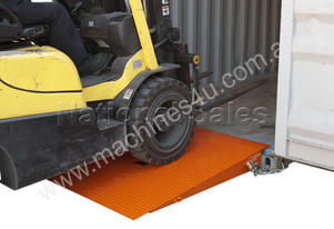 Container Ramp Fixed  6500kg
