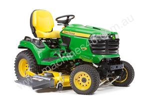 John Deere X758 Signature Series Ride On Mower