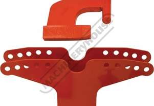 BZ-JIG1 Pipe Bender Attachment-JIG 1 Suits 15-50mm Pipe Dies Suits Bulldozer