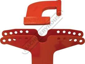 BZ-JIG1 Pipe Bender Attachment-JIG 1 Suits 15-50mm Pipe Dies Suits Bulldozer - picture0' - Click to enlarge