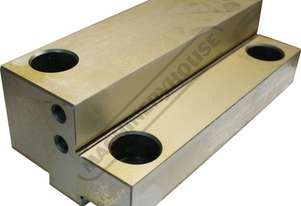 MC-200A Stepped Fixed Hardened Jaw - 200mm  #10920200