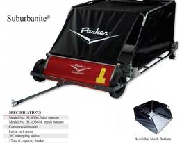 TRAILETTE TURF SWEEPER - picture0' - Click to enlarge