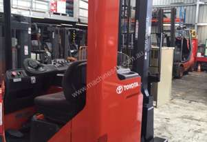 BT   ELECTRIC REACH TRUCK