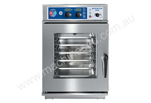 6 x 1/1 GN Tray Electric Compact Combi Oven