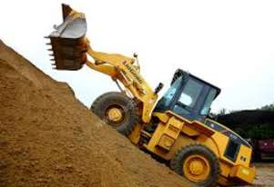 Liugong 835G Wheel Loader for Hire