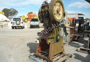INDUSTRIAL 20TON INCLINABLE PRESS