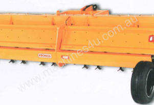 Kronos 150-328 hp High Body Mulcher and Shredder