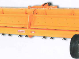 Kronos 150-328 hp High Body Mulcher and Shredder - picture0' - Click to enlarge
