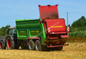 Strautmann PS Series Manure Spreader