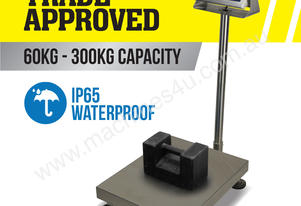 platform scale: trade+waterproof- Longneck CWS