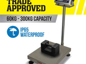 platform scale: trade+waterproof- Longneck CWS   - picture0' - Click to enlarge