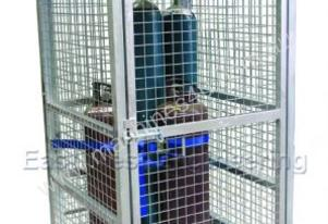 East West Engineering Gas Cylinder Cage Flatpacked