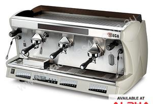 Wega EVD3VE Vela Standard 3 Group Automatic Coffee Machine