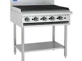 Luus Model BCH-9C - 900 BBQ Char and Shelf  - picture0' - Click to enlarge